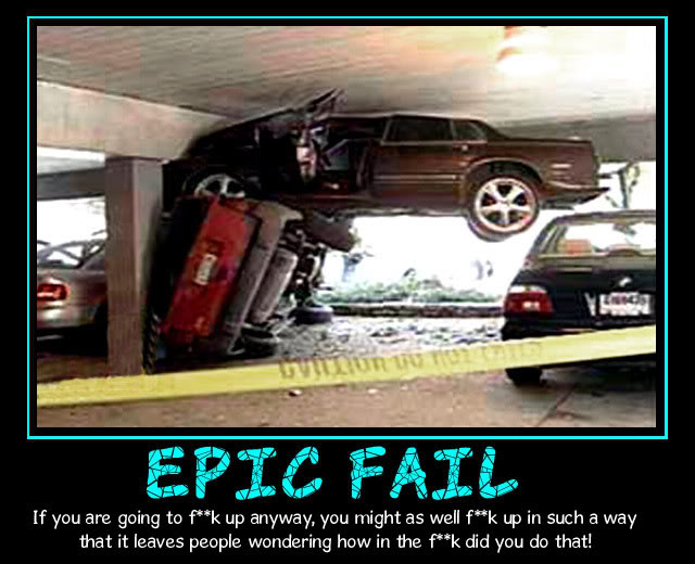 Wally s offical site epic fails
